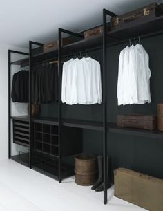 Below are the Diy Closet Design Organization Ideas. This article about Diy Closet Design Organization Ideas was posted under the category by our team at August 2019 at pm. Hope you enjoy it and don't forget to share . Walk In Closet Design, Bedroom Closet Design, Wardrobe Design, Closet Designs, Master Bedroom Closet, Luxury Homes Interior, Room Interior, Interior Design Living Room, Interior Ideas