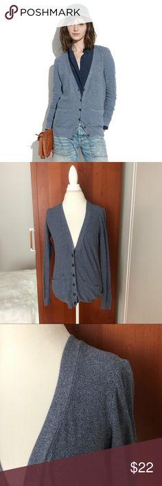 Madewell Cardigan sweater M medium Madewell Cardigan. Sz M. 100% Cotton. Madewell Sweaters Cardigans