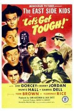 The Bowery Boys with Leo Gorcey and Huntz Hall. Description from pinterest.com. I searched for this on bing.com/images
