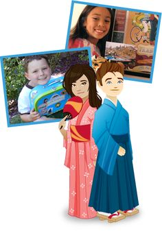 Little Passports - each month, your child receives a package from the characters Sam and Sofia. These two travel the world, learning about different cultures and people. The site offers both a world edition and a States edition.