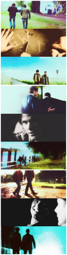 Winchester brothers #SPN #Dean #Sam