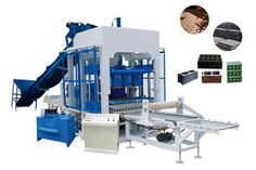 High Quality Soil Cement Block Machine | Bestsellers brick equipment