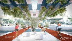 Franco-Brazilian firm Triptyque Architecture has unveiled an ambitious plan to…