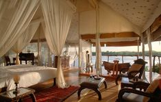 The Luxury Retreat - Northern Selous, Tanzania