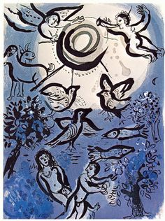 Creation, lithography  1960