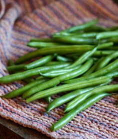 A match made in heaven, these green beans with bacon are completely irresistible. They very well might be your new favorite green bean recipe! The other day, I had green beans on my grocery list and my shopper texted and said the store (not naming names, here) was all out! I couldn't believe it. Summer …