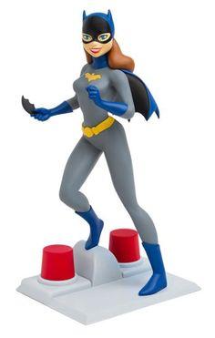 Animated Series Batgirl Statue! - Geek Decor