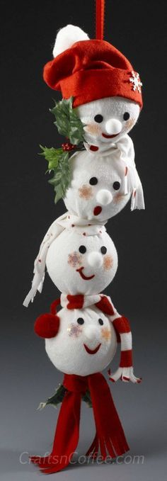 35 Snowman Crafts Ideas For Kids Preschoolers And Adults Homemade Snowman Crafts To