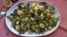 Saras madunivers: Et sommerhit: Salat med nye kartofler,citronolie o...