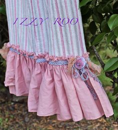 Shabby Chic Boho Vintage Style  Pantaloons Bloomers  by IzzyRoo, $58.14