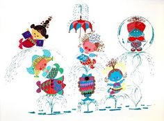 one of my all time fave illustrations by Mary Blair!