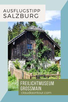 Vor den Toren der Stadt Salzburg liegt das beliebte Ausflugsziel Freilichtmuseum Großgmain. Gut geeignet für Familien. Wandern und Spaziergang. SalzburgerLand