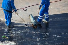 Roof coating can help prevent or hold off roof problems. Not only is it water proof, but it can help with your roof's efficiency. Make sure you contact El Paso Roofing today for all your roofing needs!  #Roofing #RoofCoating #ElPaso www.elpasoroofingco.com   915.691.2723