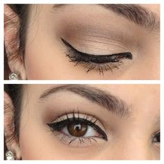 perfect easy everyday eye makeup