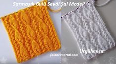 Sarmaşık Gülü Sevdi Şal Modeli | Falanca Kadın Portalı Baby Sweaters, Baby Knitting, Elsa, Knitting Patterns, Stencils, Diy And Crafts, Towel, Diy Projects, Fashion