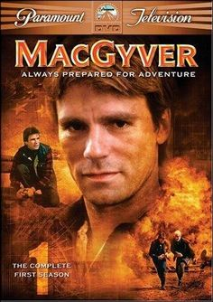 MacGyver - So many movies owe so much to this series. Richard Dean Anderson rocked it. 80 Tv Shows, Old Shows, Great Tv Shows, Photo Vintage, Vintage Tv, Macgyver Tv Series, Angus Macgyver, Sean Leonard, Mejores Series Tv