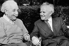 Einstein's Last Speech