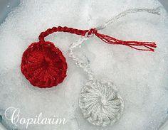 Crochet Necklace, March, Google, Mac
