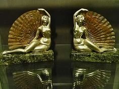 French-Art-Deco-Bookends