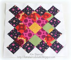 Lily Patch Quilts: Great Granny Along Block