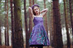 1950s Couture Vintage Dress Size 10 from Vintage Deli Clothing in Norfolk £195 STUNNING #VintageDress #GenuineVintage