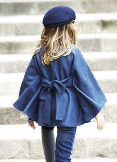 Such a cute outfit for a little girl, one day my kid will dress like this. So adorbs!