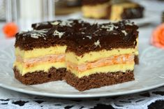 Cream Cake, Ice Cream, Romanian Desserts, Cheesecakes, Sweet Treats, Deserts, Dessert Recipes, Food And Drink, Sweets