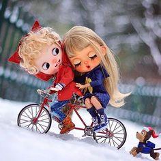 Super doll drawing little Ideas Cute Baby Couple, Cute Couple Cartoon, Cute Cartoon Pictures, Cute Love Cartoons, Cartoon Pics, Cute Pictures, Beautiful Barbie Dolls, Pretty Dolls, Cute Baby Dolls
