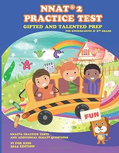 Gifted and Talented: NNAT Practice Test Prep for Kindergarten and 1st Grade: with additional OLSAT Practice (Gifted and Talented Test Prep) (Volume 1) by Pi For Kids http://www.amazon.com/dp/1502489635/ref=cm_sw_r_pi_dp_ntJPub1YRYHJZ