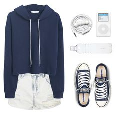 """""""Morning jog"""" by felytery ❤ liked on Polyvore featuring Topshop, MANGO and Urbanears"""