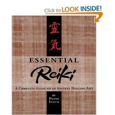 By FAR my fav Reiki book.  Essential Reiki: A Complete Guide to an Ancient Healing Art - Diane Stein