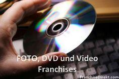 Interessante #Franchisekonzepte zum Thema Foto, DVD und Video finden Sie hier: http://www.franchisedirekt.com/fotodvdvideofranchise/147 Viel Spaß beim Stöbern