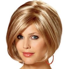 Bob haircuts suit all types of face cuts as well as women of all ages, women tend to choose from long bob hairstyles, medium or classic short bob hairstyles. Inverted Bob Hairstyles, Curly Bob Hairstyles, Latest Hairstyles, Bob Haircuts, Wedding Hairstyles, Celebrity Hairstyles, Short Hair Cuts, Short Hair Styles, Pixie Cuts