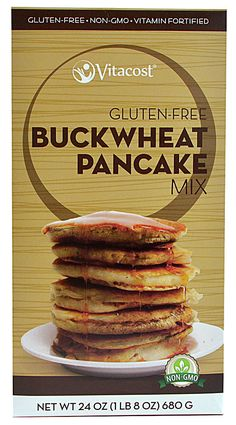 Best 25 Buckwheat Pancake Mix Ideas On Pinterest Banana