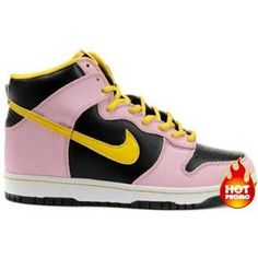 Mens Nike Dunk High Premium SB Miss Piggy 253a7fcc4