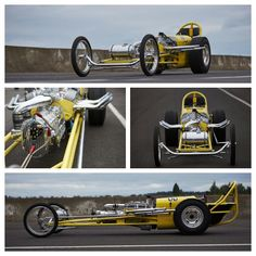 MOONEYES Tribute Dragster. On display at the 2015 #PDXAutoShow and at the museum when we open April 24, 2015. Photos courtesy of Gregor Halenda