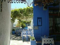 Greek Tavern...... Leros, Agia Marina!
