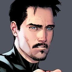 Tony Stark - Earth 616 Are we really going to leave behind Stark's look in which he wears a tight black suit Iron Man Stark, Iron Man Tony Stark, Marvel Comics, Marvel Vs, Marvel Heroes, Tony Stark Comic, Marvel Tony Stark, Marvel Comic Character, Marvel Characters