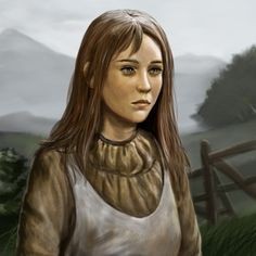 Female Peasant by dashinvaine.deviantart.com on @DeviantArt