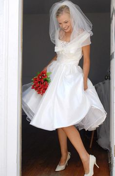 Wedding Dress#Rockabilly Red Wedding ... Wedding ideas for brides & bridesmaids, grooms & groomsmen, parents & planners ... https://itunes.apple.com/us/app/the-gold-wedding-planner/id498112599?ls=1=8 … plus how to organise an entire wedding, without overspending ♥ The Gold Wedding Planner iPhone App ♥