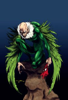 The Vulture - Marvel