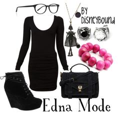 """""""Edna Mode."""" *Guns come out.* """"And a guest.""""                 Anyone remember that quote?"""