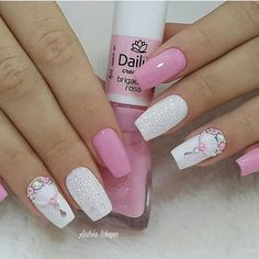 Stylish Nails, Trendy Nails, Diy Nails, Cute Nails, Luxury Nails, Best Acrylic Nails, Fabulous Nails, Nail Art Hacks, Beauty Nails