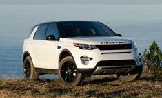 2015 Land Rover Discovery Sport Launch Edition