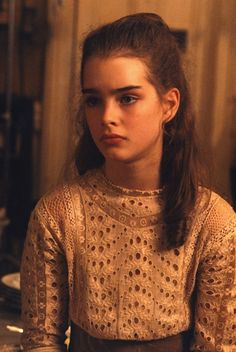 pretty baby. brooke shields.