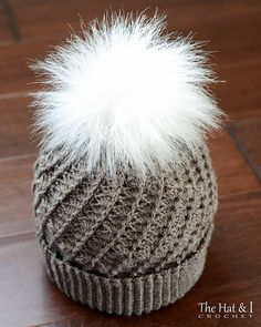 Ravelry: Snow Bunny Beanie pattern by Marken of The Hat & I