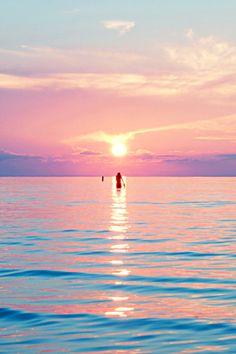 Beautiful sunset, beautiful world, beautiful places, summer fun, summer of Beautiful World, Beautiful Places, Beautiful Sunset, The Beach, Moon Beach, Summer Beach, Summer Sunset, Sunrise And Sunset, Summer Fun