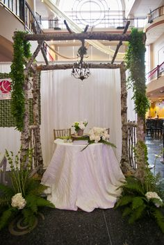 Mimi Co At The Luxury Wedding Show Nikki Davis Bridal Booth Ideas