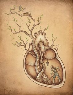Great Illustrations by Enkel Dika - Daily Inspiration