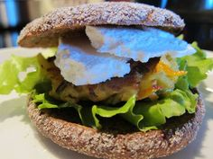 Veggieburger 52 weeks of deliciousness   Lily